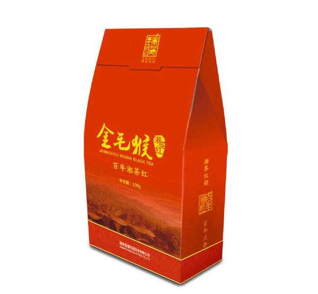 金毛猴红茶